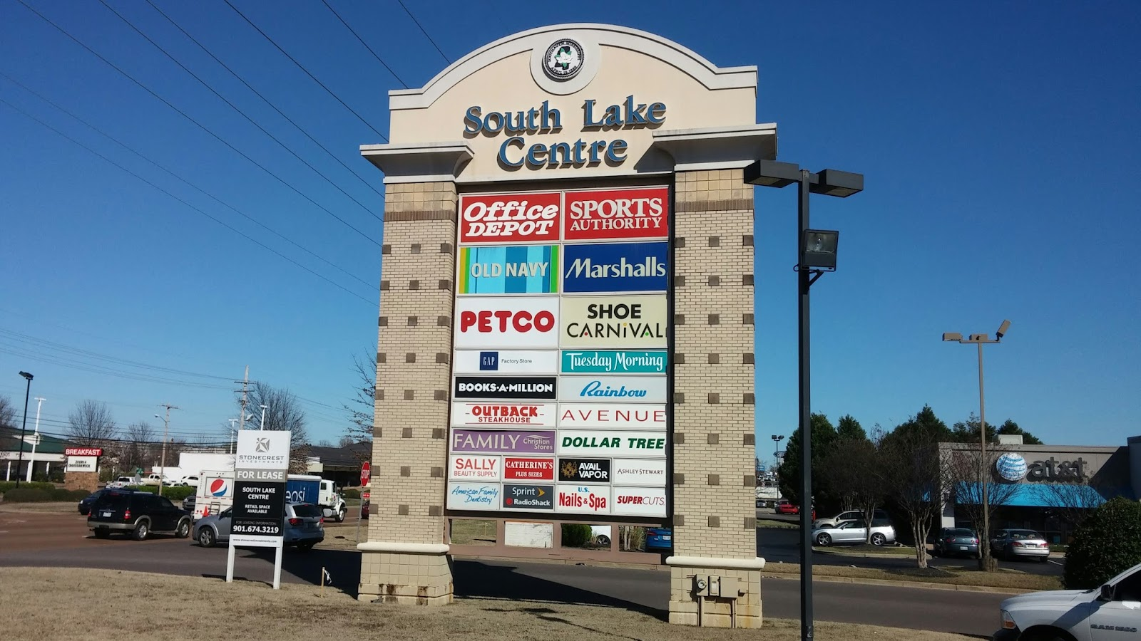 Indeed, Located At The Southeast Corner Of Goodman Road And Interstate 55,  South Lake Centre Was More Or Less Southavenu0027s First Major Retail Mecca Of  The ...