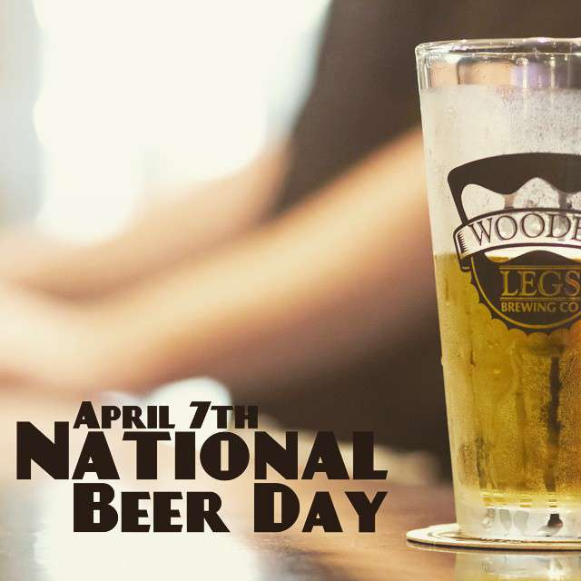 National Beer Day Wishes Photos