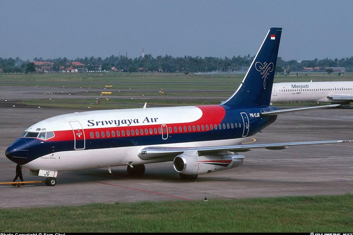 Charles Ryan S Flying Adventure Sriwijaya Air Your Flying Partner