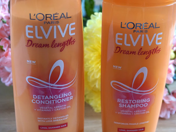 Dream Lengths | Shampoo & Conditioner Review