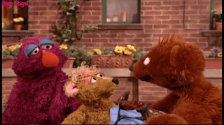 Sesame Street 4084
