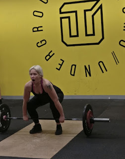 Painonnostokisat CrossFit Takomolla