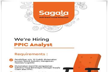 Lowongan Kerja PPIC Analyst Sagala