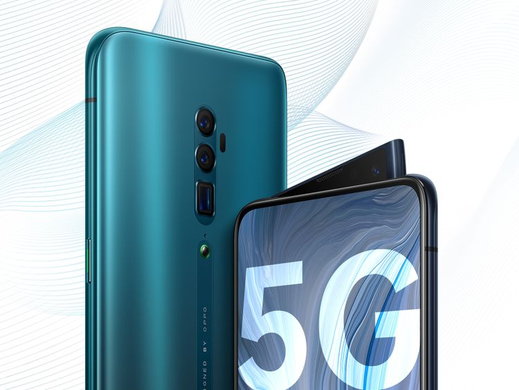 OPPO's Qualcomm-powered Dual-Mode 5G Smartphone