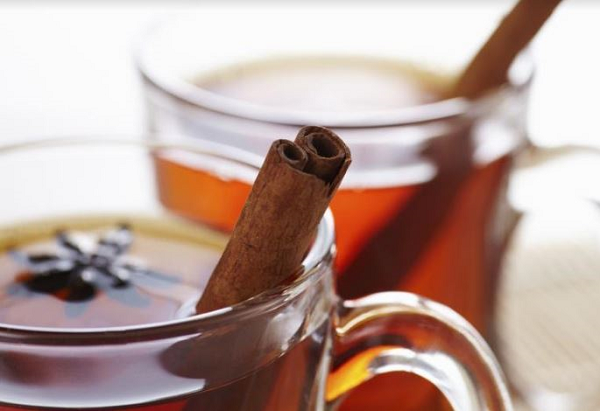 Method of action of cinnamon drink for slimming