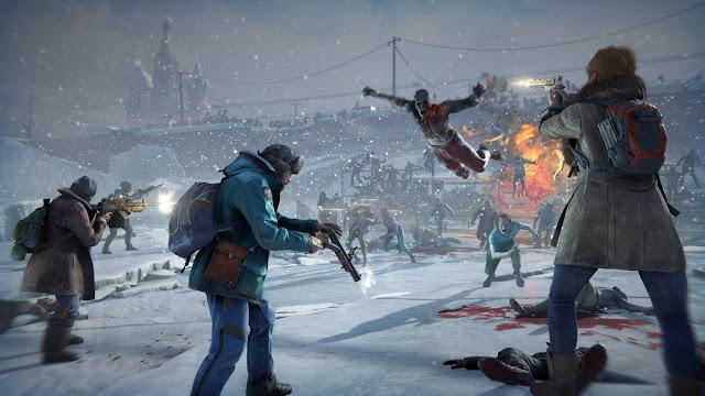 Δωρεάν τα World War Z, Figment και Tormentor από την Epic Games