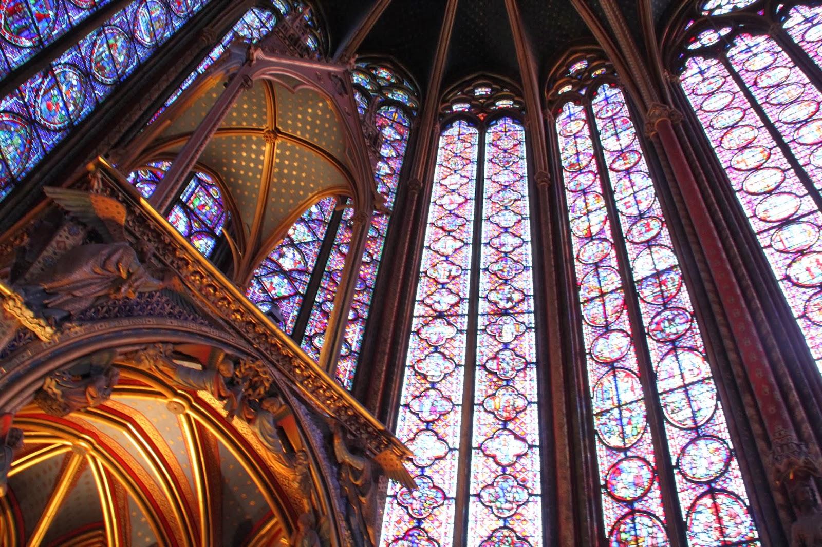 Basilica de Saint Chapelle