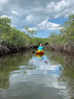 kayaking in biscayne national park