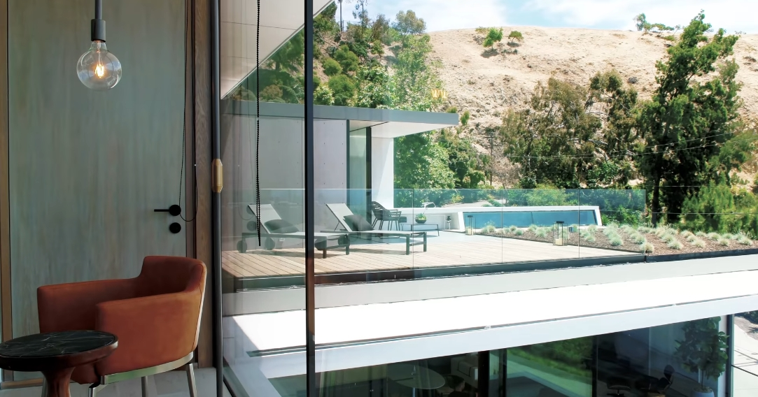 43 Interior Design Photos vs. 1807 Blue Heights Dr, Los Angeles, CA Ultra Luxury Home Tour