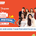 Shopee Live Mega Festival from June 15 to 19 with your favorite celebrities, win huge prizes