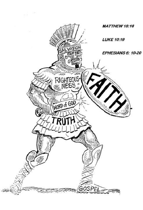 Catholic in Brooklyn: Spiritual Warfare