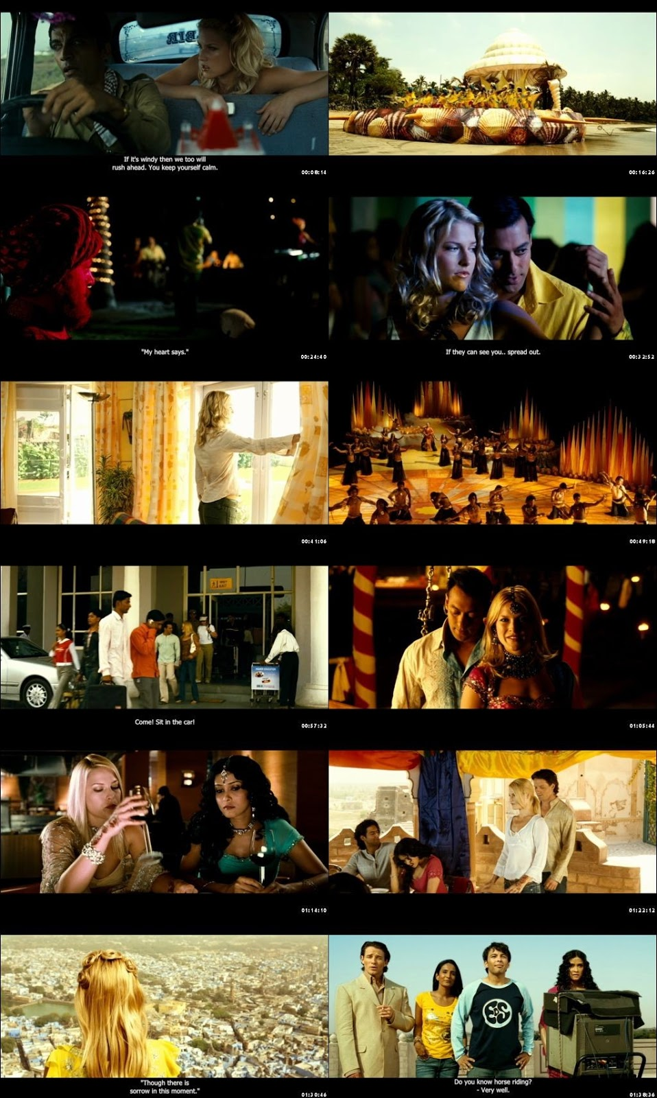 Marigold 2007 Full Hindi Movie Online Watch