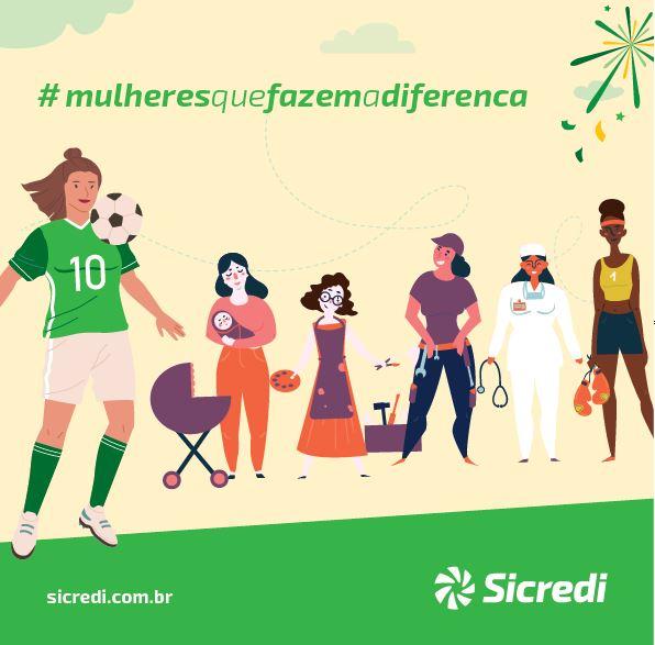 Sicredi patrocina torneio internacional de futebol feminino