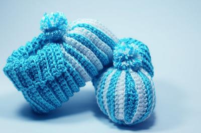 7 - Crochet Imagenes Babuchas para bebés a crochet y ganchillo. Majovel Crochet.