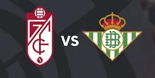 Resultado Granada vs Betis liga 13-9-21