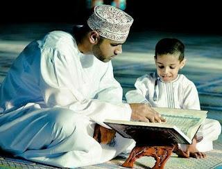 Jagalah Anakmu di Waktu Kecil