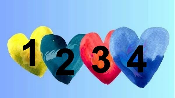 Психологический тест: выберите сердце, и оно расскажет о том, что беспокоит вас