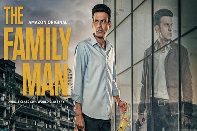 The Family Man 2019 Season 1 (Amazon Prime Video) Complete Download | 720p (500MB)