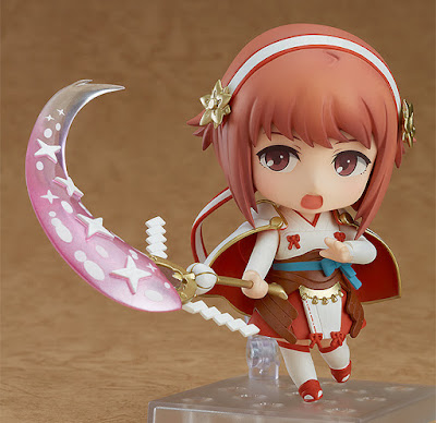 "Nendoroid Sakura Hoshido de ""Fire Emblem Fates"" - Good Smile Company"