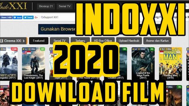 Cara Download Film di IndoXXI Terbaru 2020