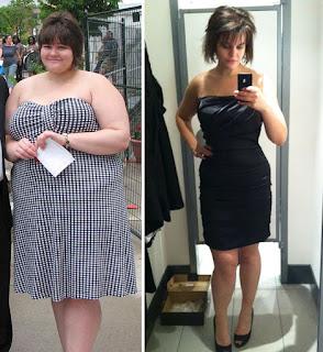 Ольга, Київ схудла на 13 кілограмів
