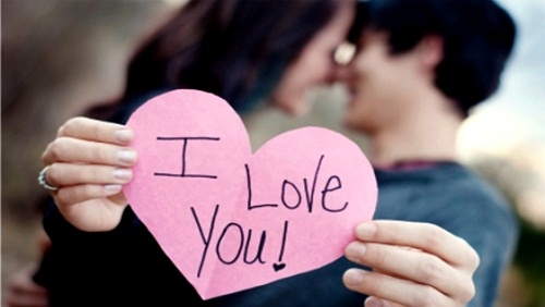 Beautiful HD I Love You Images for Mobile