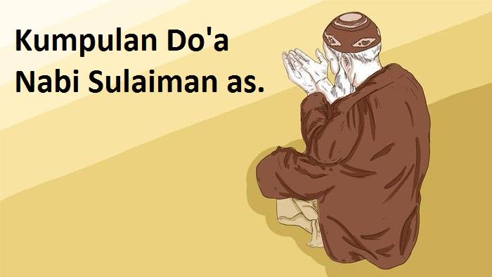 Kumpulan doa nabi sulaiman