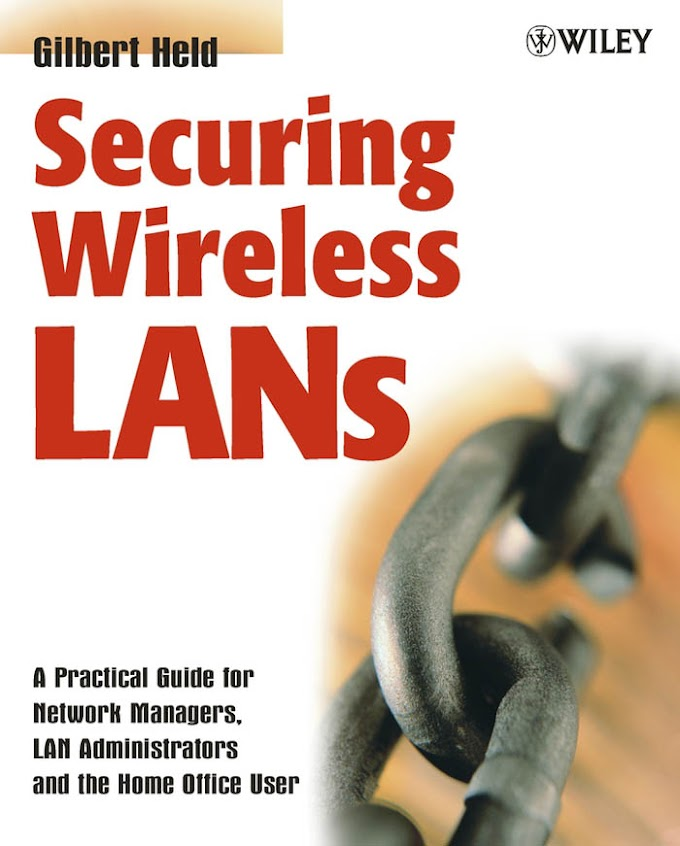 Securing Wireless LAN's, Wiley