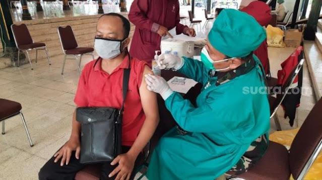 Tunggu Pasokan Vaksin Covid-19 dari Jabar, Pemkab Cianjur Minta Tolong ke Pemerintah Pusat
