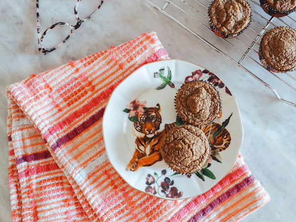 Carrot Zucchini Muffins (Toddler & Baby)