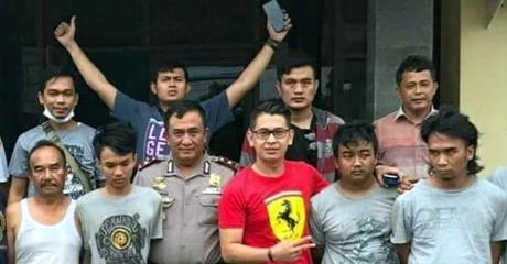 Waduh, Ayah dan 4 Anak Keroyok Ulama di Cianjur Gara-gara Ditegur Main Petasan
