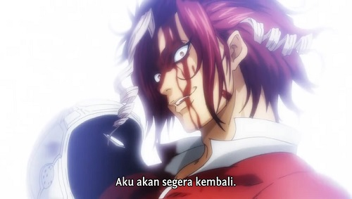 All Out!! Subtitle Indonesia Episode 09