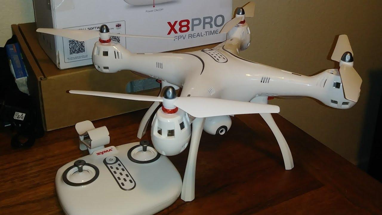 Spesifikasi Drone Syma X8Pro - OmahDrones
