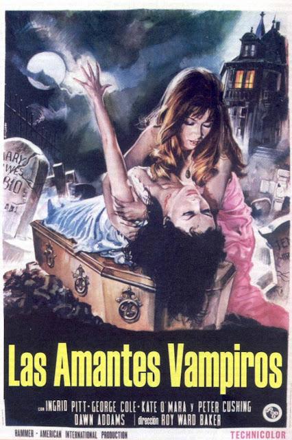Lesbian Blood: Hammer's Karnstein Trilogy (1970-1971)
