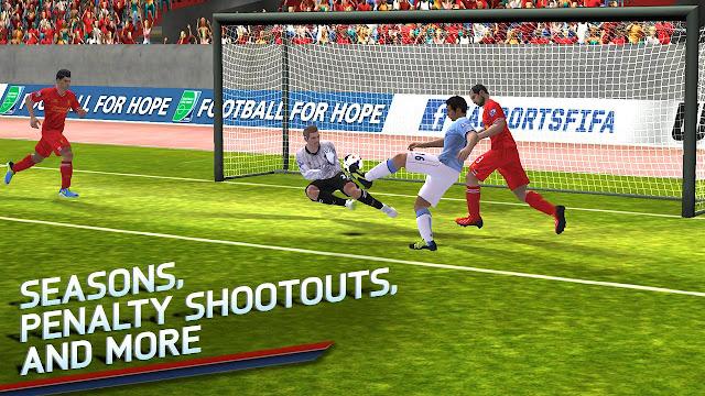 Download FIFA 14 v1.3.6 MOD APK DATA Full Unlocked Terbaru