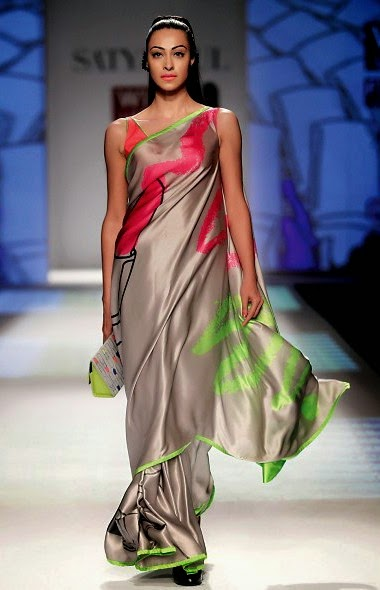 Masaba At Amazon India Fashion Week Spring Summer 2017: Satya Paul Autumn / Winter'13 By Masaba Gupta