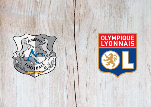 Amiens SC vs Olympique Lyonnais -Highlights 13 September 2019