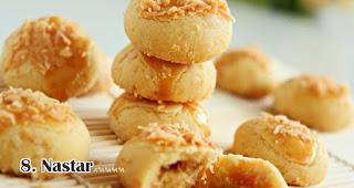 Nastar merupakan salah satu makanan khas Nusantara yang wajib ada saat Natal