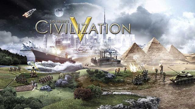 """Sid Meier's Civilization V"" Game nền văn minh của Sid Meier's 2010"