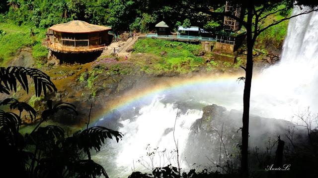 Thac Dam B'ri o thanh pho Bao Loc datnenbaoloc.com