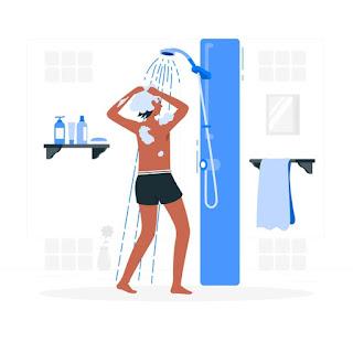 Mandi sangat perlu bagi teman-teman untuk menyegarkan badan, terlebih lagi setelah seharian bekerja. Pasti banyak kotoran yang menempel di badan Anda. Jadi, mandilah setelah bekerja atau berkeringat. Dengan sering mandi, akan mencegah infeksi pada kulit, ketombe, jerawat, rasa gatal dan ruam. Bagi orang yang sakit, harus dimandikan setiap harinya.