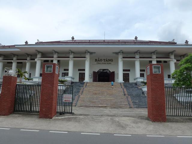 Bảo tàng Nam Định