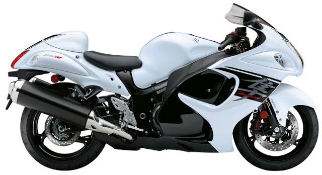 Suzuki Hayabusa ABS