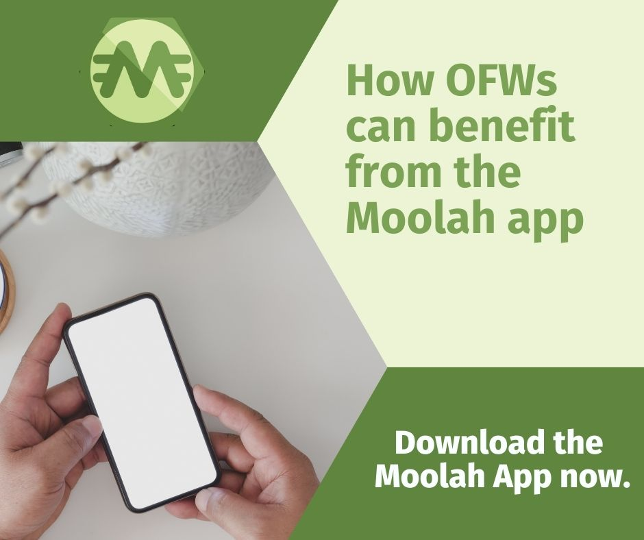 The advantages of using the Moolah app