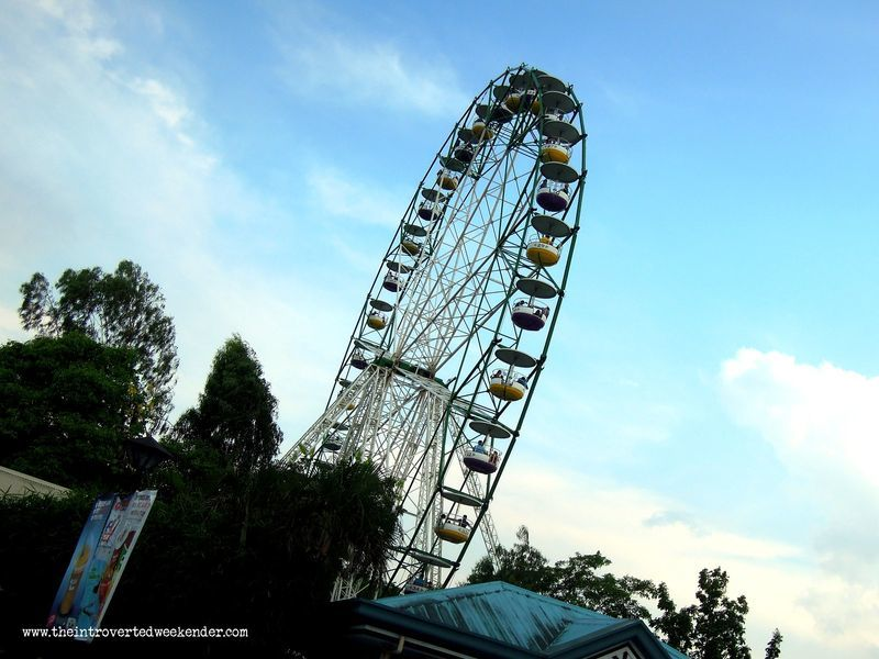 Wheel of Fate at Enchanted Kingdom