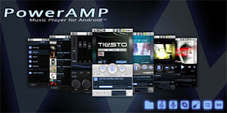 Reproductor música Android Poweramp