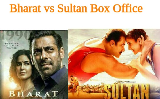 Bharat vs Sultan Box Office Collection Comparison Day Wise | India | Worldwide
