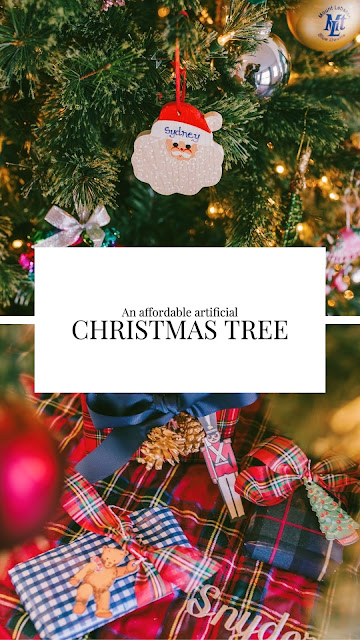The Best Artificial Christmas Tree (and most affordable)