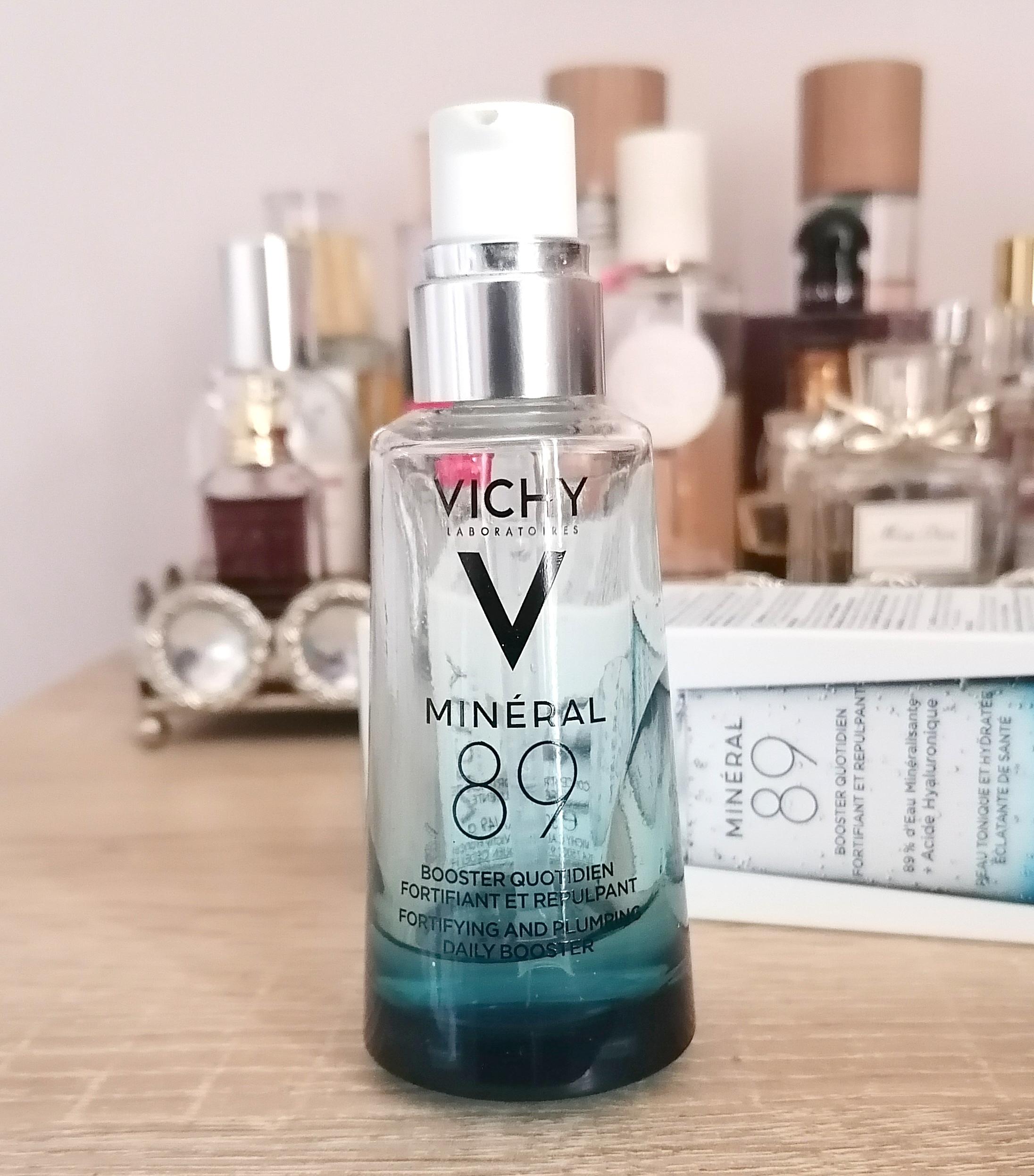 Minéral 89 de VICHY, mon avis! 💙