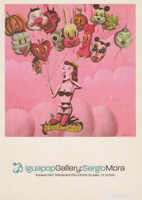 revisión moderna del Kama Sutra según el artista Sergio Mora, ilustrador